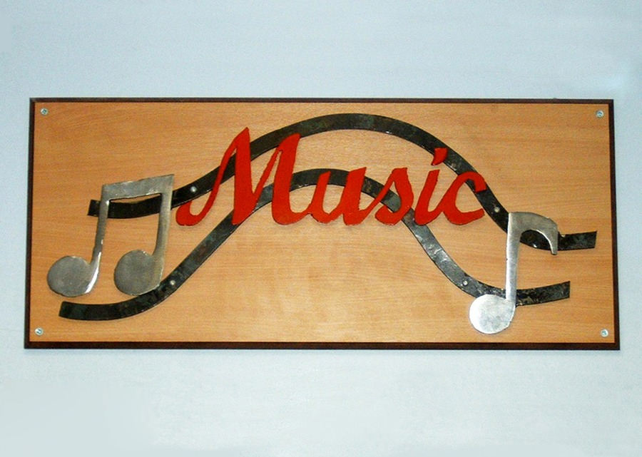 Music Classroom Design : Music sign key stage classroom signs project philip